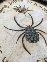Spider singing III